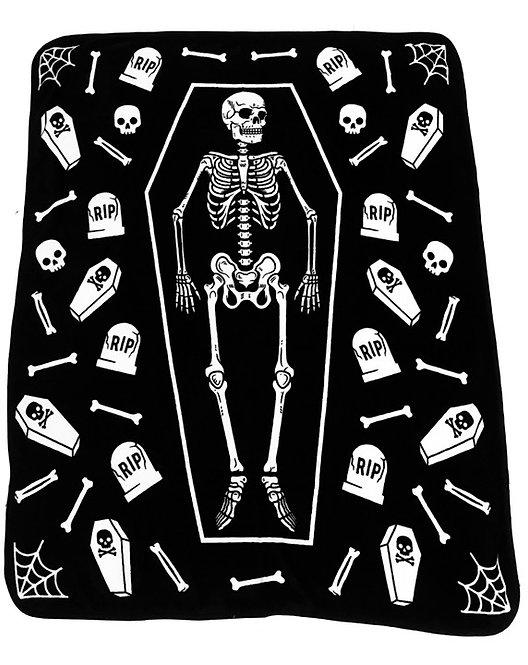 Couverture ''Skeleton''