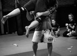 Grappling for the street