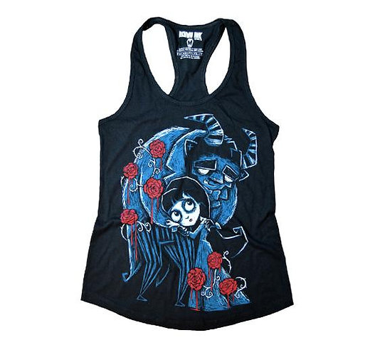 Camisole ''MISERY AND THE BEAST''