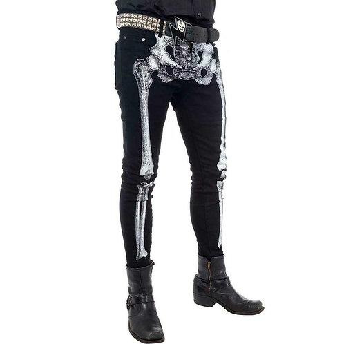 Jeans '' Skeleton ''