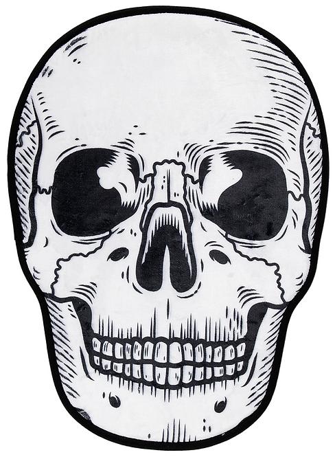 Tapis de bain Skull