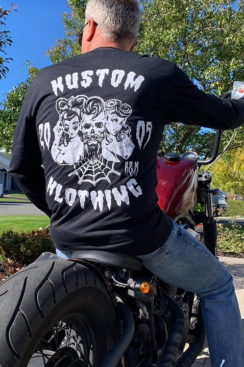Chandail Kustom Klothing