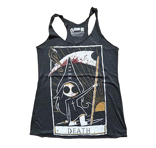 Camisole ''DEATH CARD''