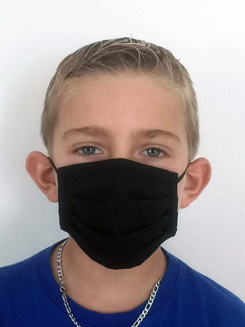 Masque enfant noir