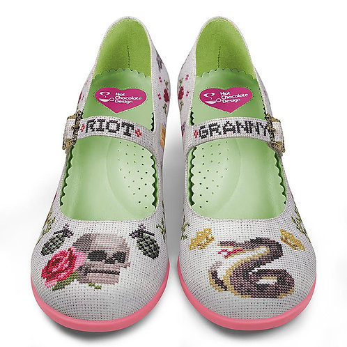 Chaussures ''Riot Granny''