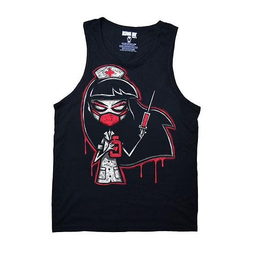 The Cure tank homme