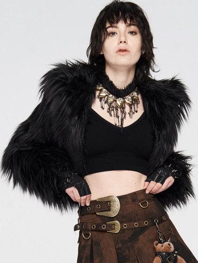 Manteau ''Punk Fur''