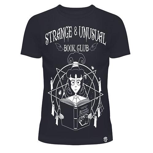 T-shirt ''Strange and Unusual''