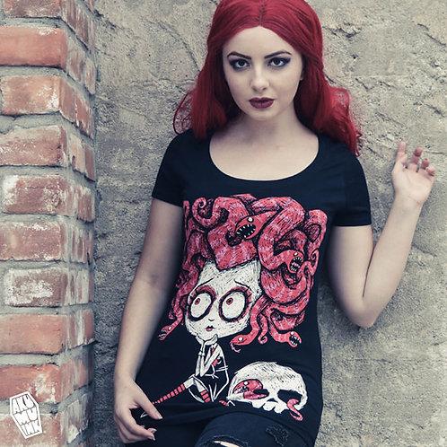 T-Shirt ''MEDUSA IN LOVE''