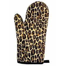 Mitaine à four ''Leopard''
