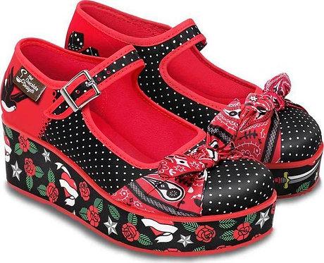 Chaussures ''Rockabilly''