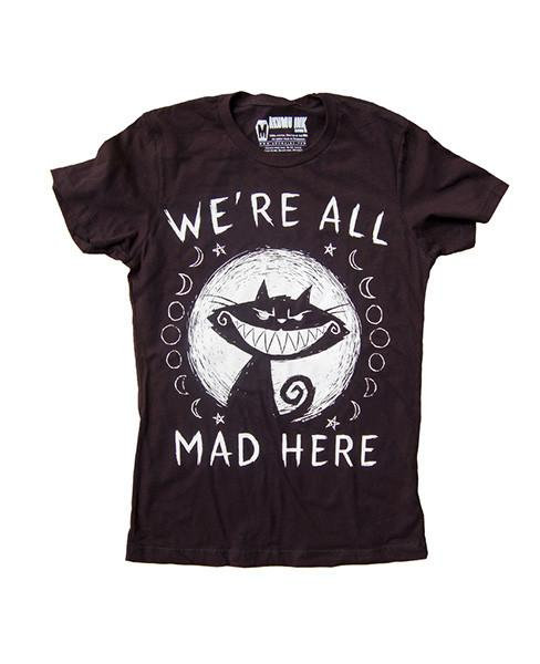 WomenT ''WE'RE ALL MAD HERE''