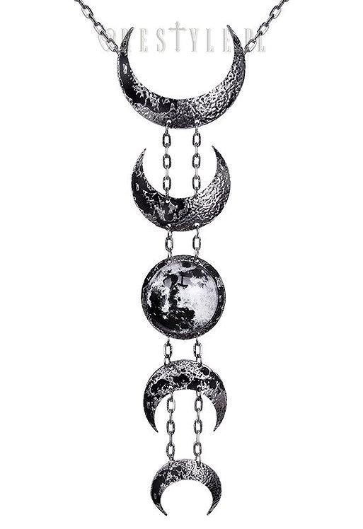 Collier avec pendentifs ''Lunar''