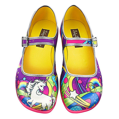 Chaussures ''Lucy in the sky''