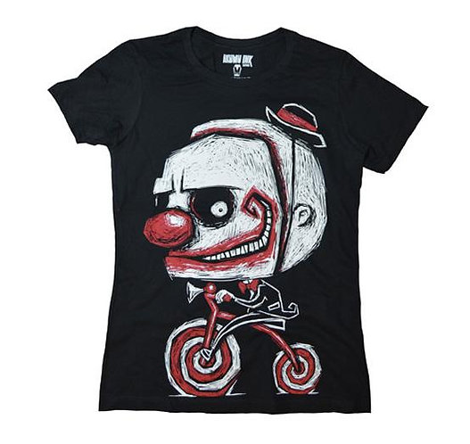 Ladies T ''CREEP THE CLOWN''