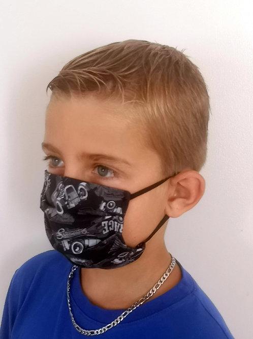 Masque enfant kustom garage