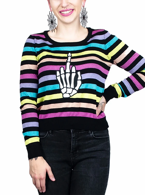 Chandail ''Striped Up Yours''