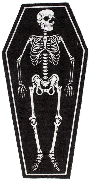 Tapis ''Skeleton''