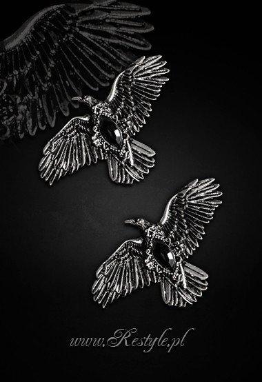 Pinces à cheveux ''Black Diamond Ravens''