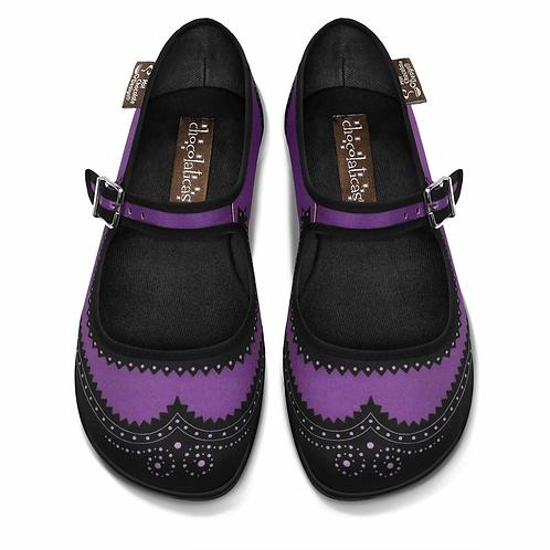 Chaussures ''Havana Violet''