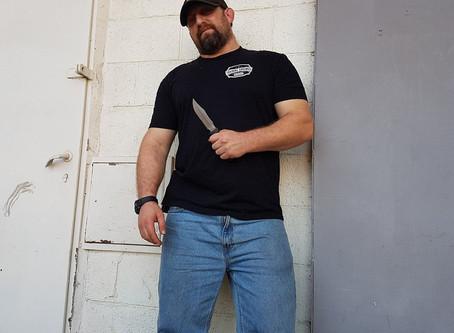 Dose Knife Defense Work?