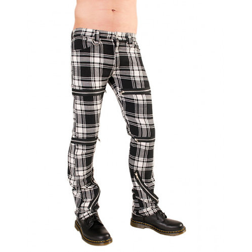 Pantalons ''Destroy Tartan''