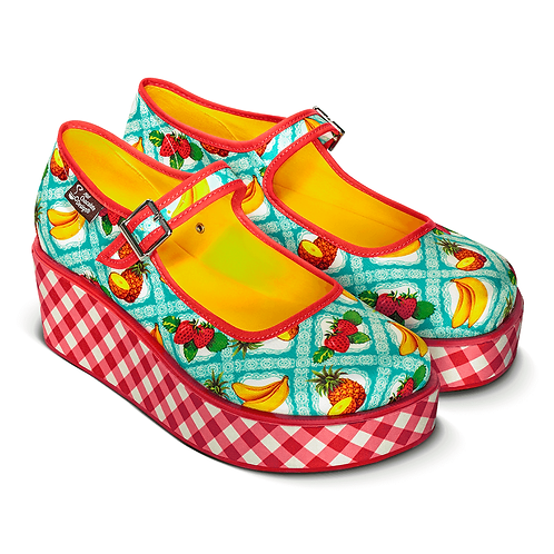 Chocolaticas Kitsch Picnic Mary Jane