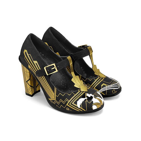 Chaussures ''Golden Nights''