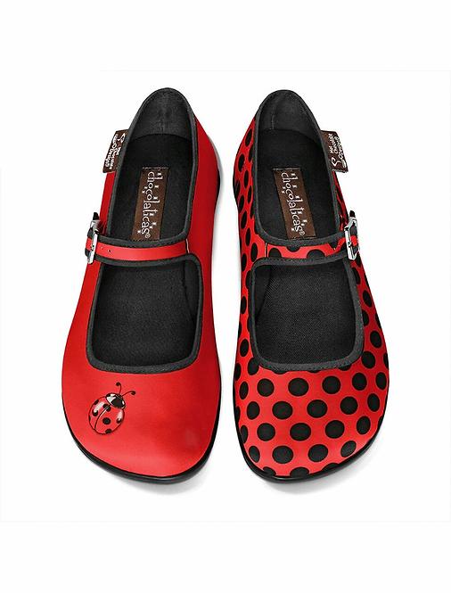 Chaussures ''Ladybug''