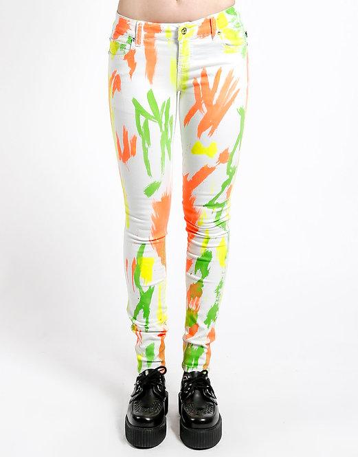 Pantalons ''White Paintball''