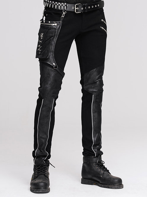 Pantalons avec pochette intégrée