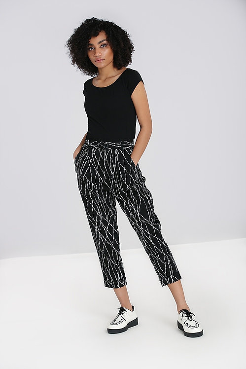 Capris ''Barbed Wire''