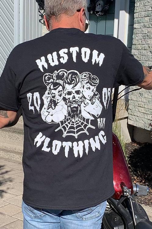 T-shirt Kustom Klothing