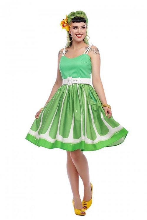Robe ''Jade Lime Swing''