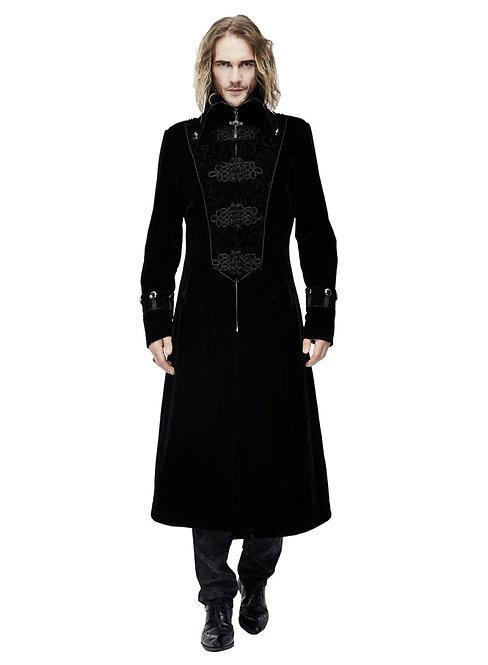 Manteau Noir CT06601