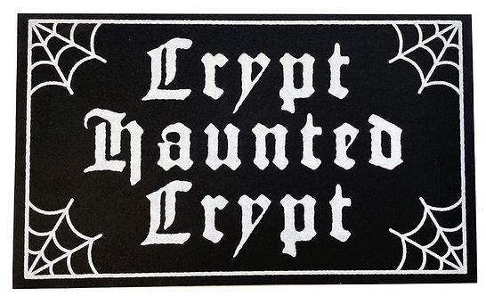 Tapis d'entrée ''CRYPT''