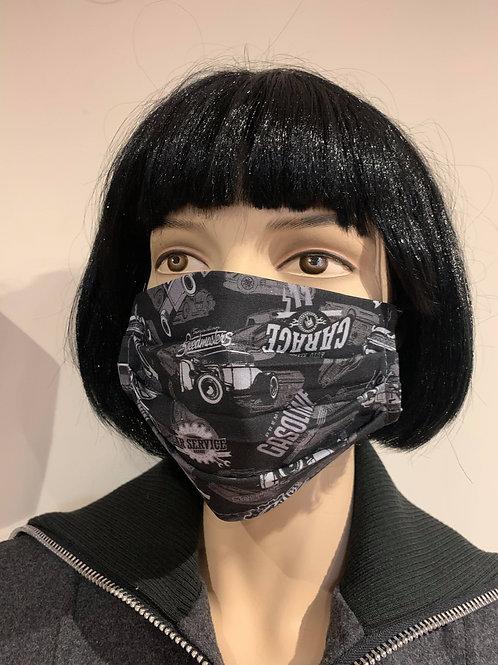 Masque kustom garage