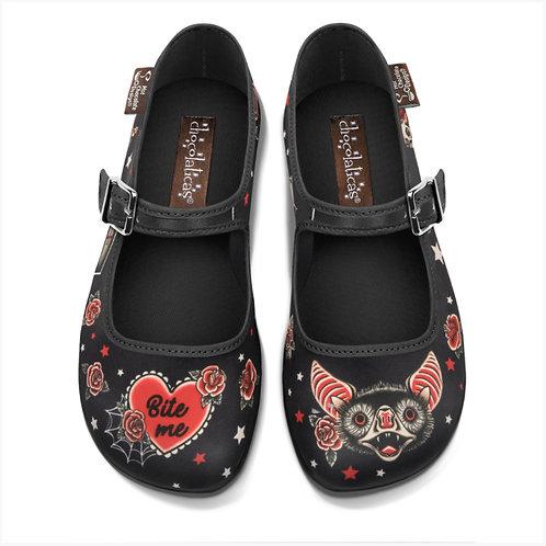 Caussures ''Dark Tattoo''