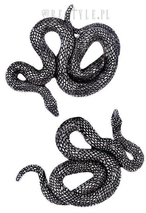 Pinces à cheveux ''Snakes''
