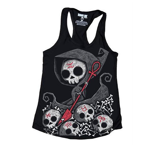 Camisole ''INFERNAL RIVER''