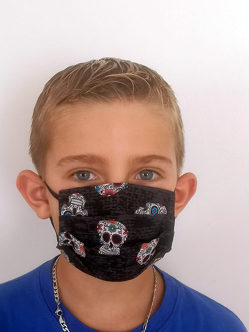 Masque enfant Sugar Skulls