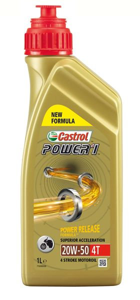 CASTROL POWER 1 20W50 1L