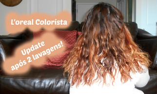 L'oreal Colorista | 2 lavagens depois | VEDA#06