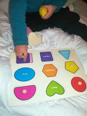 Actividades para bebés de 2 anos