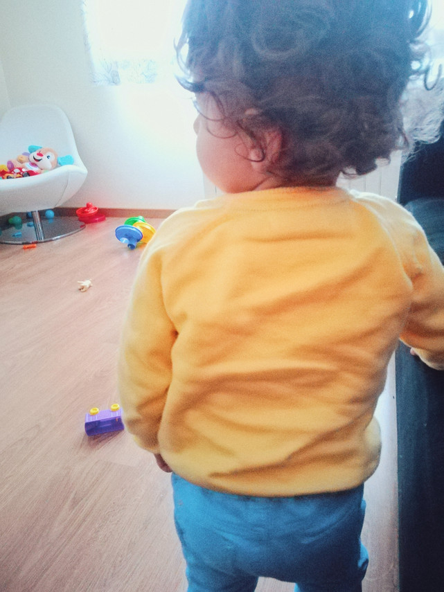 Sunday at home | Baby Look #03
