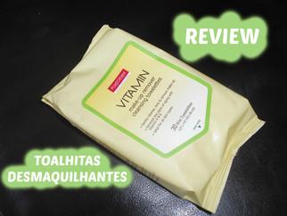 Desmaquilha-te Comigo + Toalhitas forever21 review | VEDA#18
