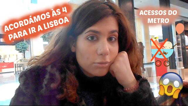 Diário da Mudança #04 | Ida a Lisboa, Passaportes canadianos, Adiámos a viagem, Fui à myos | VEDA#29