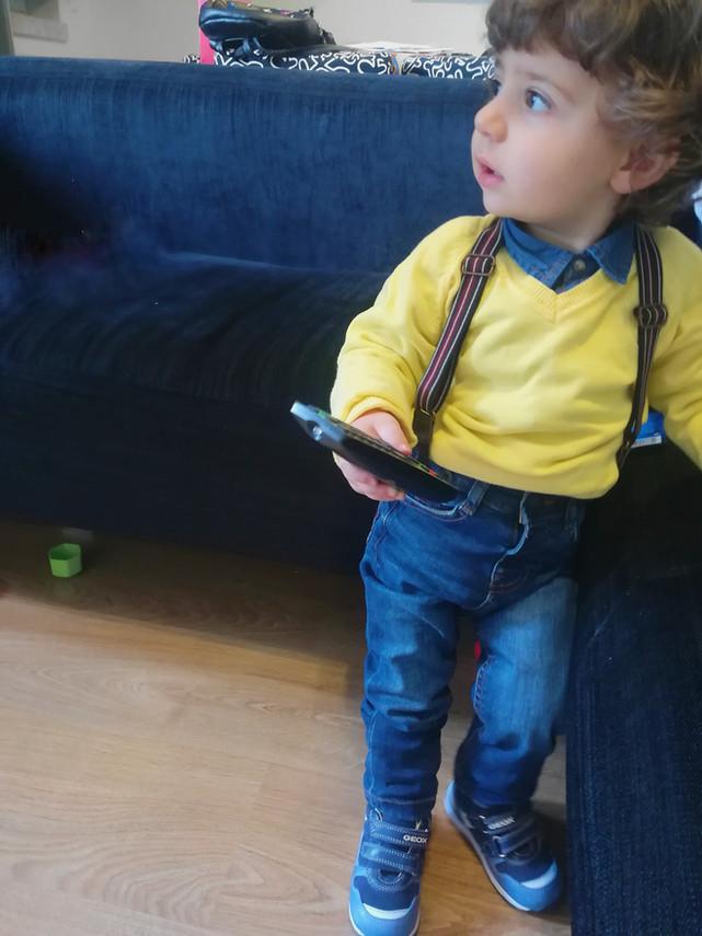 Calças com suspensórios: sim ou não?  | Baby Look #02