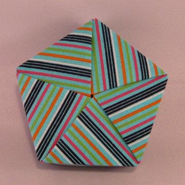 Pentagon - Plain, Stripes