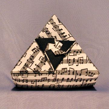 Triangle - Pinwheel Shield, Sheet Music